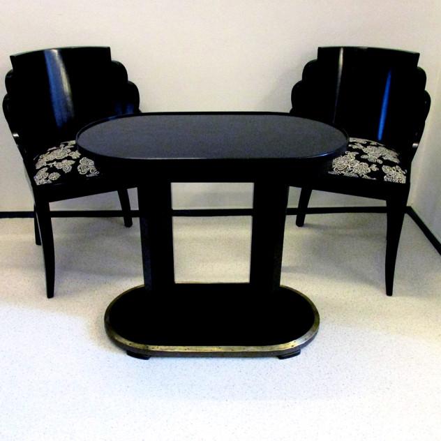 m bel kunsthandel leichter. Black Bedroom Furniture Sets. Home Design Ideas